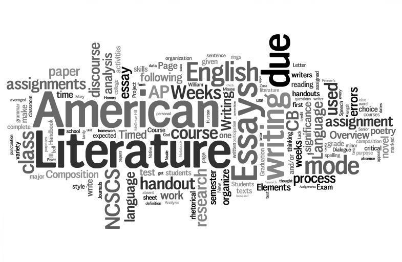 ap english essay words
